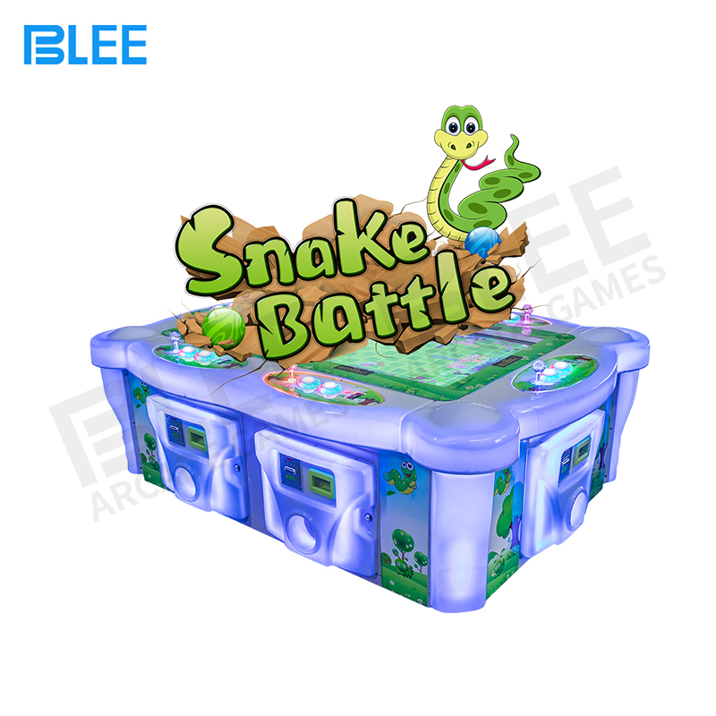 coin operated games for kids