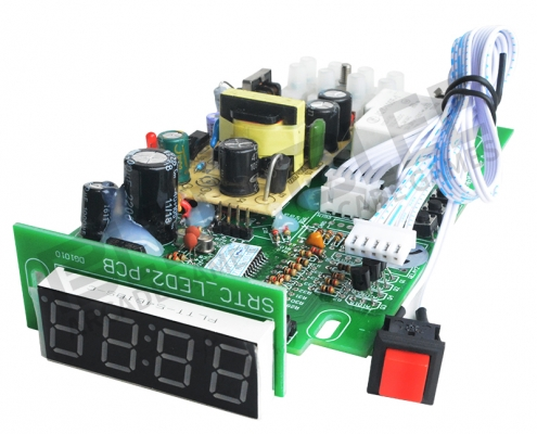 Time Control Timer Board
