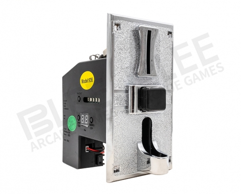 multi coin acceptor electronic